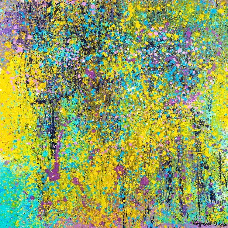 Ольга Кондрацкая, выставка, Нью-Йорк, ООН, украинская художница, искусство
