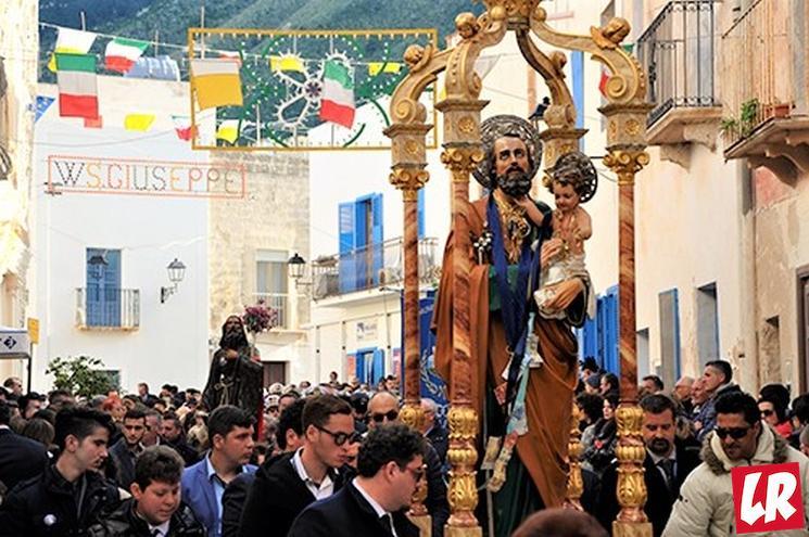фишки дня - 19 марта, День отца в Италии, день святого Джузеппе