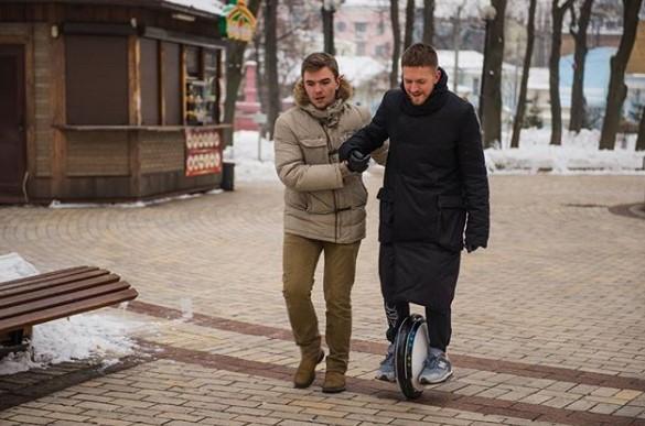 Монодрайв в Украине. Будни водителей персонального электротранспорта
