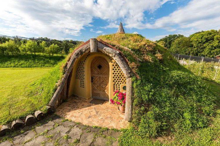 лечение в Словении, землянка
