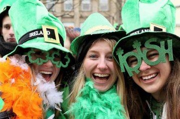 фишки дня, праздники Ирландии, день святого Патрика