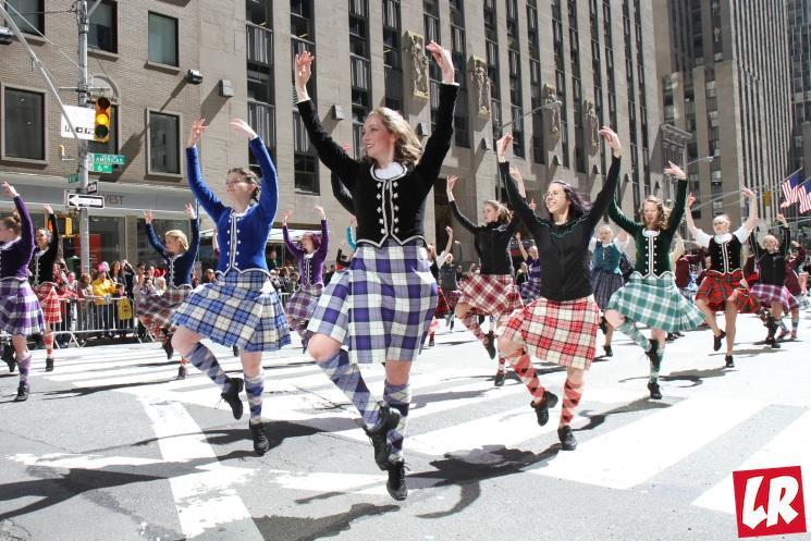фишки дня - 6 апреля, день тартан Шотландия