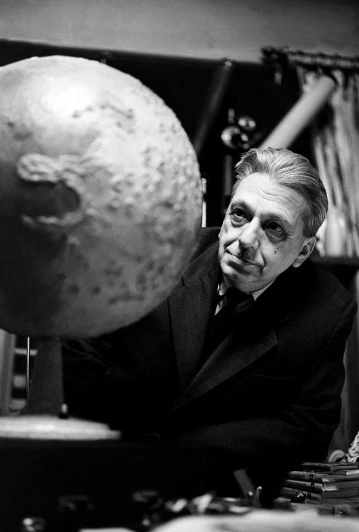 Барабашов, наука, ученый, Луна