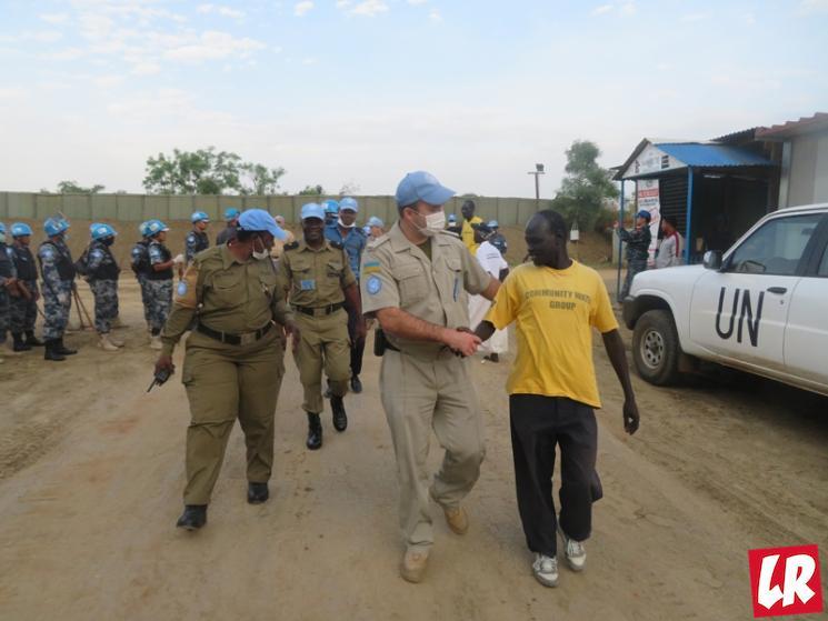 фишки дня - 26 марта, день Нацгвардии, миссии ООН нацгвардейцы