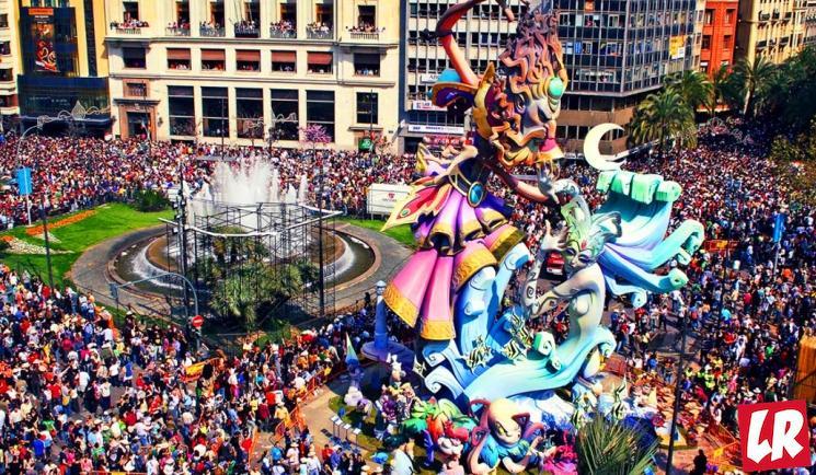 фишки дня - 15 марта, Лас Фальяс Валенсия