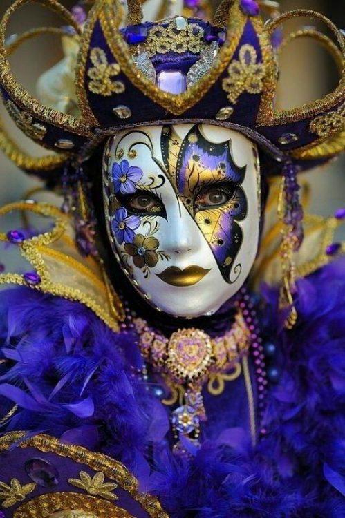 вольто, венецианская маска