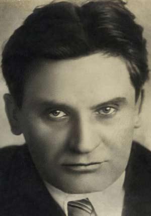 Юрий Олеша, портрет, писатель