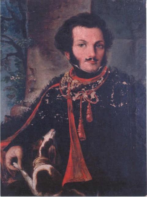 Грохольский, замок Терещенко Червоне