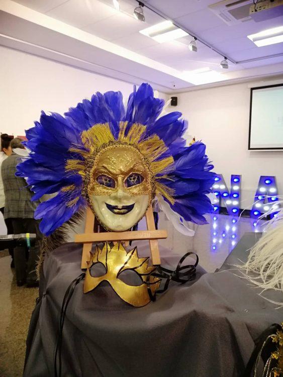 Маска карнавальная, маски, история