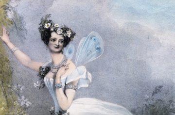 мария тальони, мама балетной пачки, пуанты, балет