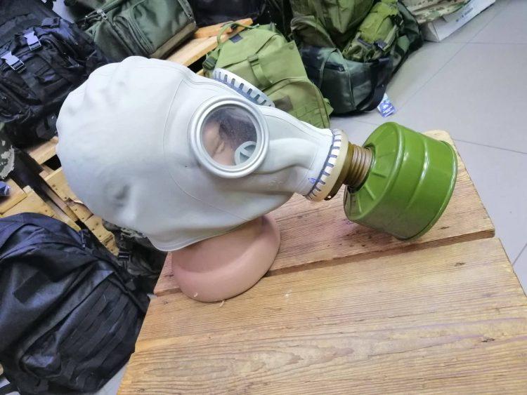 Протиивогазы в Украине, маски, Венеция - родина противогазов