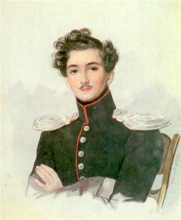 Князь Александр Васильевич Трубецкой