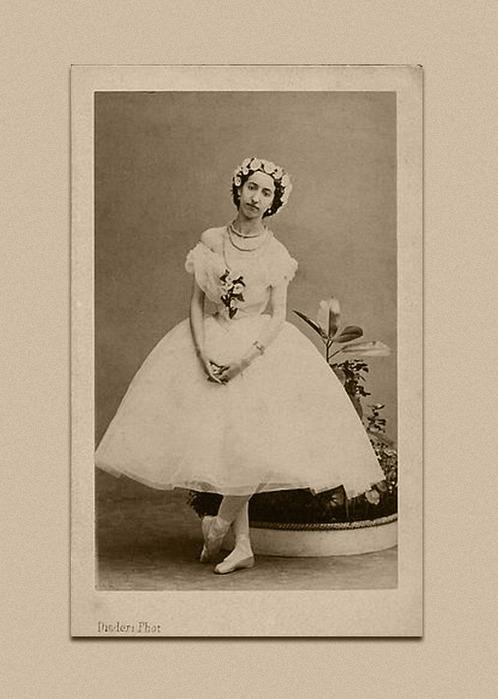 тальони, мама балетной пачки