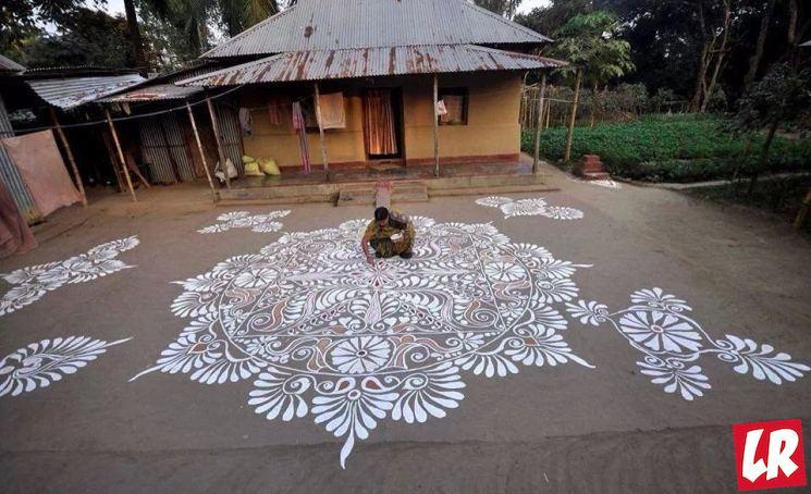 фишки дня - 14 апреля, Бенгальский Новый год