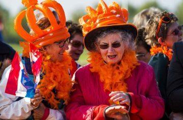 фишки дня, День апельсина Амстердам