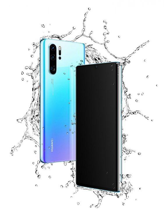 Huawei P30, обзор