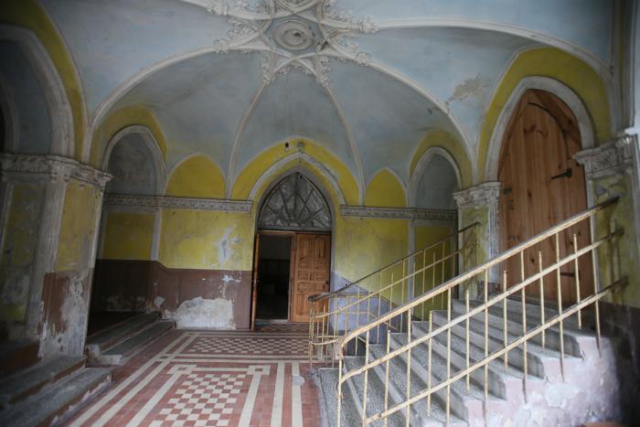 Замок Терещенко, тайны монастырей, монастырь ЧервонеЗамок Терещенко, тайны монастырей, монастырь Червоне