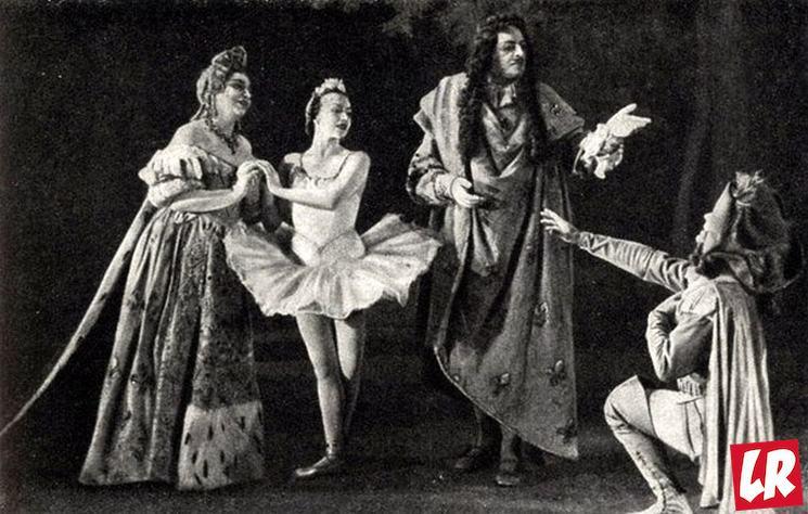 фишки дня - 29 апреля, Друри-Лейн, Жан Жак Новерр, день танца