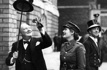 фишки дня, Уинстон Черчилль