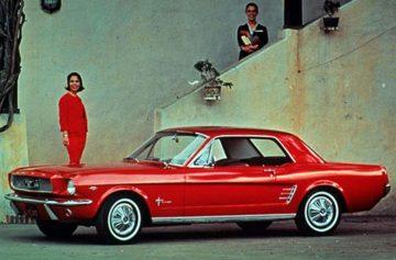 фишки дня, день Ford Mustang