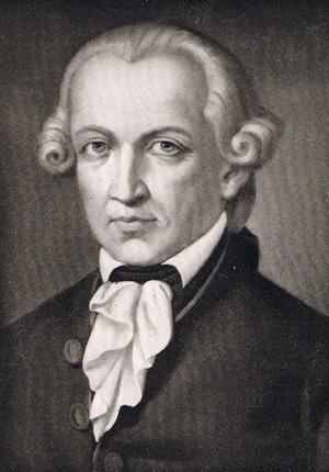 Кант, портрет