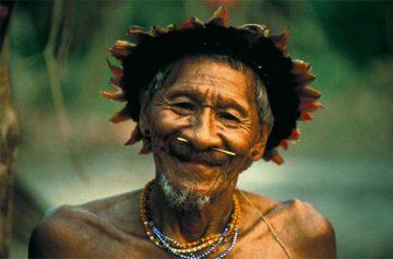 фишки дня, день индейцев в Бразилии