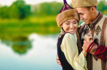 фишки дня, день любви Казахстан