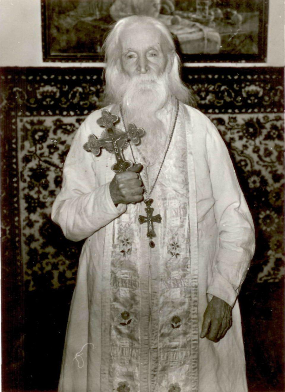 Раскол церкви ХХ века, Сергей Шумило