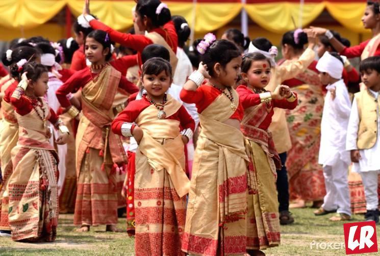 фишки дня - 14 апреля, начало солнечного года в Индии