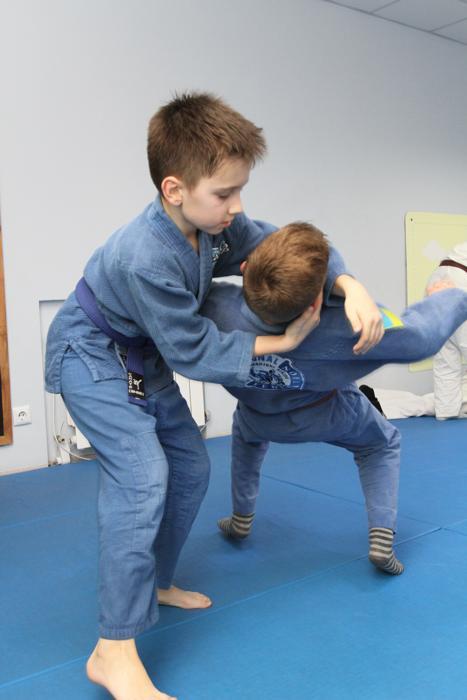 Айкидо, защита от буллинга, детская самооборона