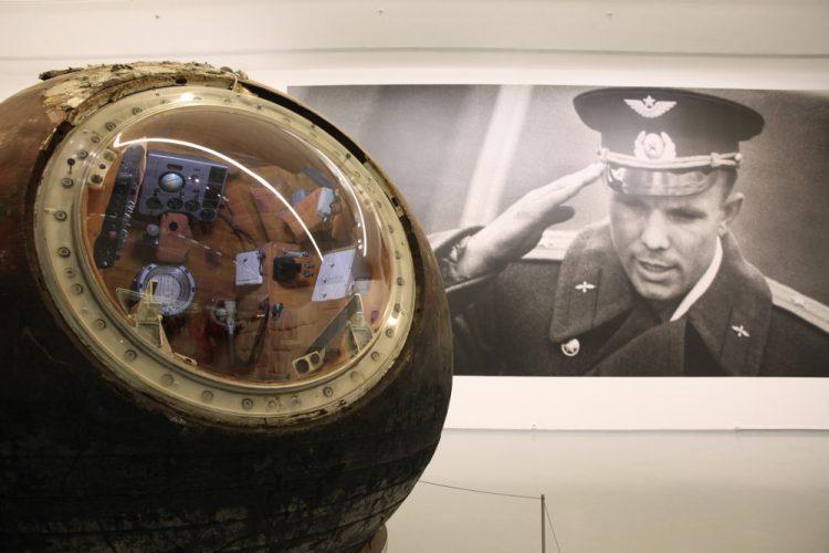 Гагарин, космос, Посадочный модуль Востока