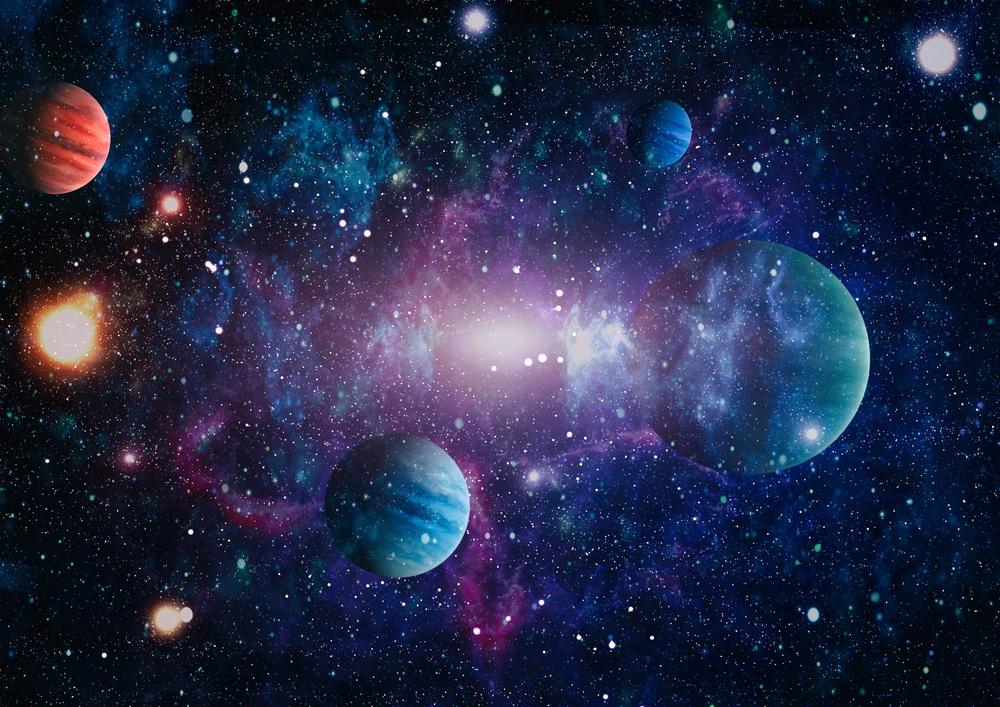 Космос – спешка Гагарина и звезды-вампиры