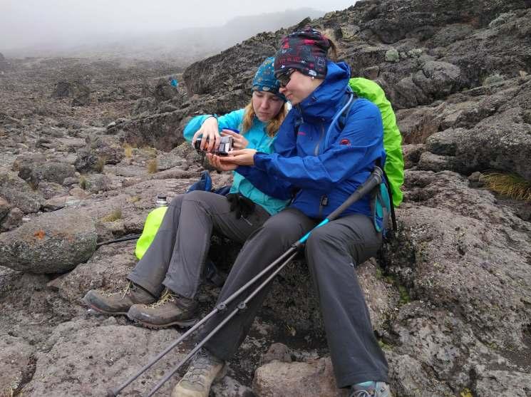 походы в горы, Килиманджаро