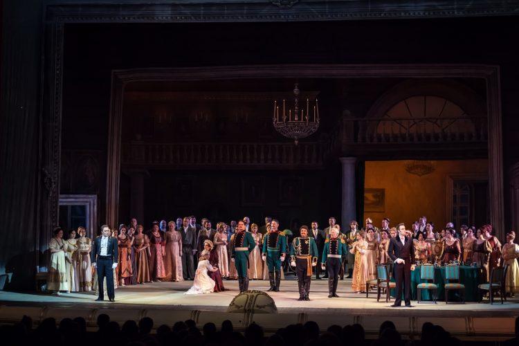 опера, Онегин