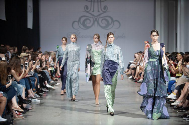 мода, создать коллекцию, показ, Анджела Абрамян