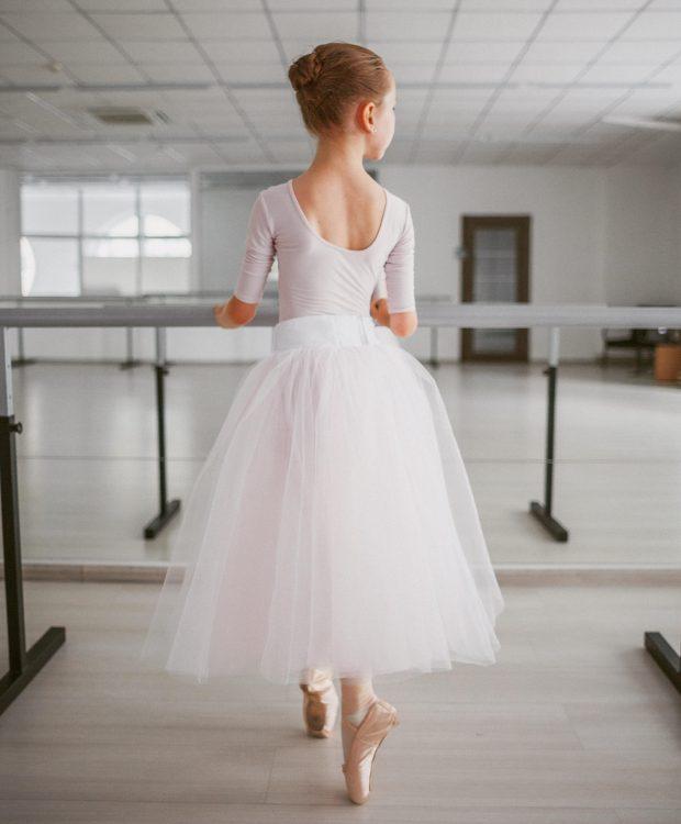 балет, балерина, ребенок, урок