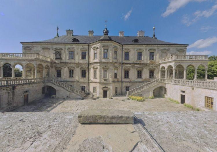 Подгорцы, Замок, онлайн
