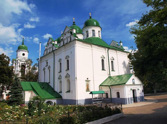 Флоровский монастырь, Елена Флоровская, святые Киева, Елена КИевская, хранительницы киева
