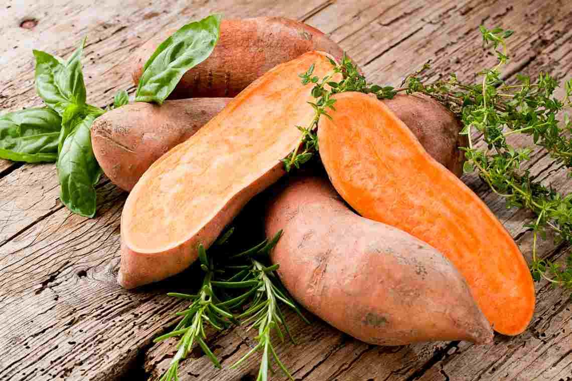 Сладкий картофель батат полезные свойства