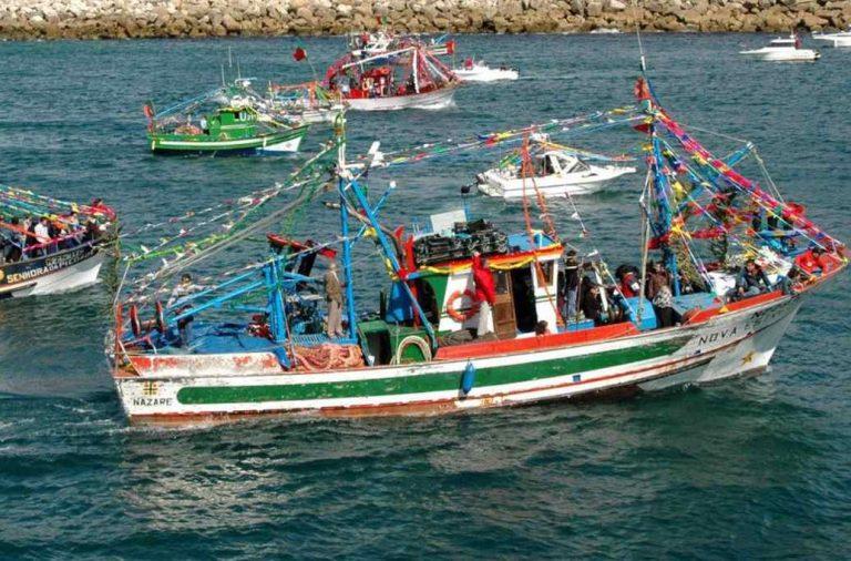 фишки дня, День человека моря Назаре Португалия