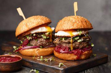 фишки дня, день гамбургера