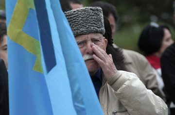день памяти жертв репрессий, депортация крымских татар