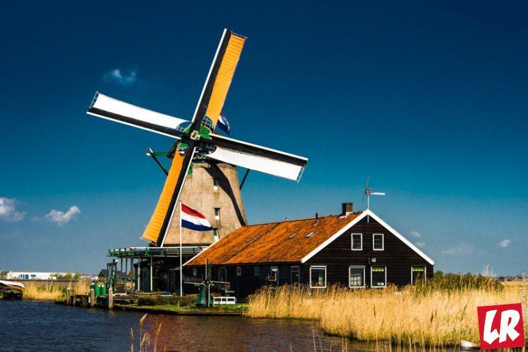 фишки дня - 11 мая, день мельниц Нидерланды