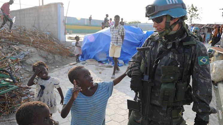 фишки дня - 29 мая, день миротворцев ООН