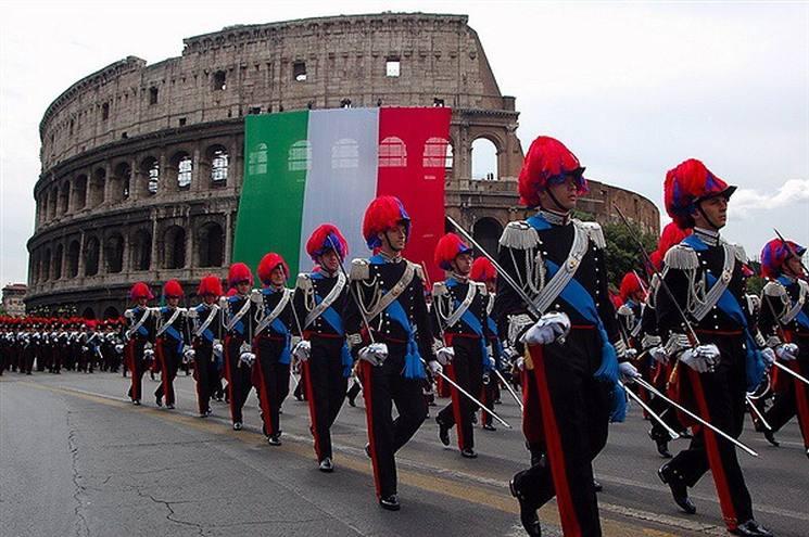 фишки дня - 2 июня, День республики Италия