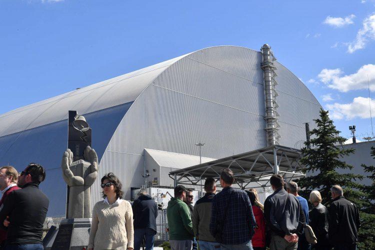 Чернобыль, ЧАЭС, туризм, реактор