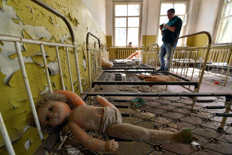 Чернобыль, ЧАЭС, туризм, Припять