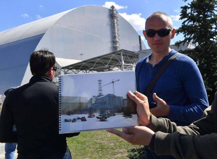 Чернобыль, ЧАЭС, туризм, экскурсия