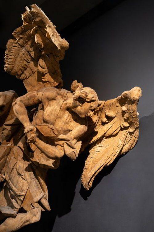 Ангел, Пинзель, искусство, арт, скульптура