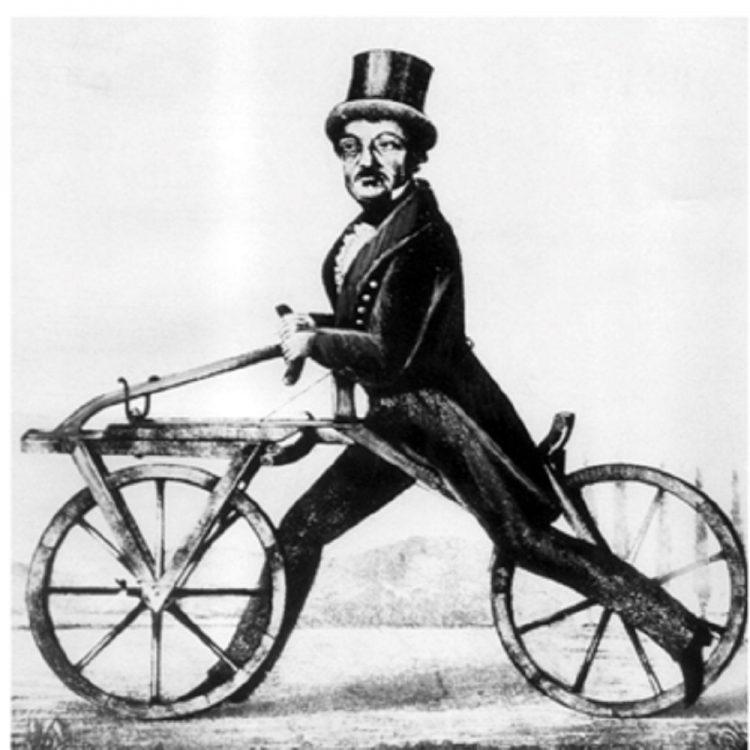 День велосипеда, Карл фон Дрез